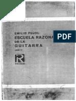 35530160 Emilio Pujol Escuela Razonada de La Guitarra Vol 4