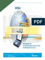 Part 3 - WiMAX Air Interface