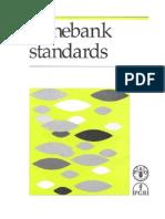 Gene Banks Standards FAO 1994