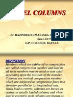 Rajinder Kumar ((Steel Columns)) 12-04-2013