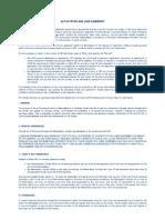 QP User Agreement