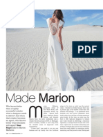 Bridal Buyer Article