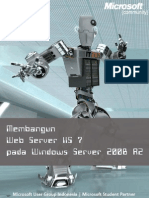 Membangun Web Server IIS Pada Windows Server 2008