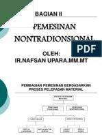 Bagian II Nontradiosional