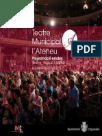 Programació Ateneu Tardor 2014
