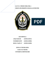 Aplikasi Elektrostatik Presipitator ( Rezza TP, Afiq Ubaidah, M Dzikri)