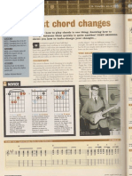 fast chord changes