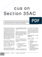 Section 35AC