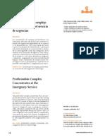 Complejo protrombínico