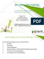 oracle apps scm online training in australia