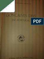 Lima, H. C. F. Goncalves Dias Em Portugal
