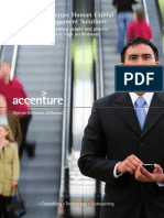Human Capital Management Solutions Service Brochure