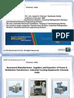 Industrial Distribution Transformer