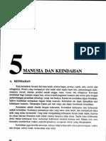 Bab5-Manusia Dan Keindahan