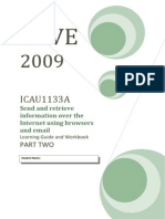 Send and Retrieve 2009 Learning Guide Part 2