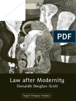 Law about  Modernity