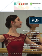 Campus Hungary Magazin 2014/1