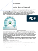 Accounting Information System Explained