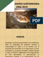 Chuquicamata Subterranea