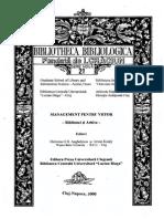 Management Ptr Viitor Biblioteci Si Arhive