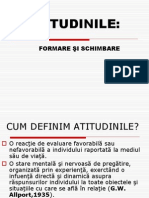 9. Atitudini
