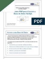 Curso PHP - MySQL - Clase 6