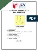 Sesion No 1 Funciones Matematica II Ucv Ing Sis