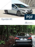 Hy i40sedan Catalogo