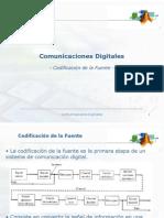 Circuitos y Sistemas Comunicaciones - Codificacion de La Fuente