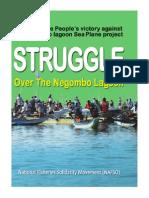 Struggle over the Negombo Lagoon