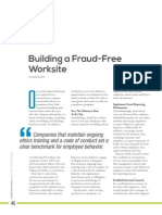 090414 Building a Fraud Free Worksite