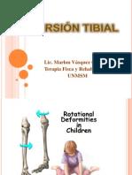 3. Torsion Tibial