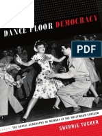 Dance Floor Democracy by Sherrie Tucker