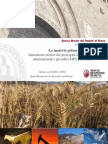 Rapporto COMMODITIES1 Banca Mps