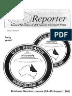 UFO Reporter Vol. 5, No. 3 - September 1996