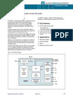 Le Mag Ams As5311 Datasheet v1-9