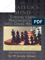 The Amateur 039 s Mind Turning Chess Misconceptions Into Chess Mastery