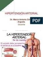 Hipertension Arterial Diagnostico Manejo y Tratamiento.