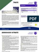 1Ammonium Nitrate Industrial