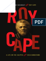 Roy Cape by Jocelyne Guilbaut and Roy Cape