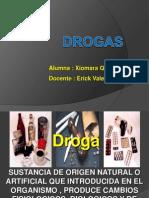 Exposicion de Drogas