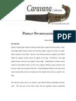 Persian Swordmakers