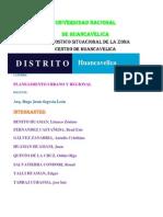 Bien Diagnostico Urbano de La Zona Centro Hvca