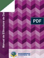 Manual de Estructura de Datos Itsa
