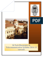 m.tech vjti extc syllabus