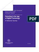 Parenting in the Age of Digital Technology