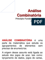 Analise Combinatoria 22.08