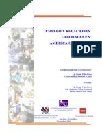 6 Ulloa Empleo y Rel Lab en América Central y México 2005