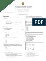 UNI - ExamenFinal - MATLAB Ciencia - Ingeniería