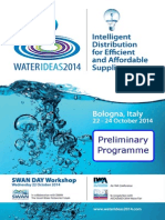 WaterIDEAS 2014 Technical Programme